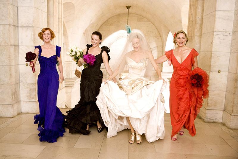 Las 10 mejores películas sobre bodas para disfurtar durante el confinamiento
