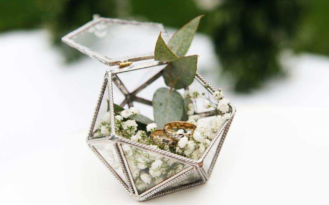 ¿Cómo escoger los anillos de boda?